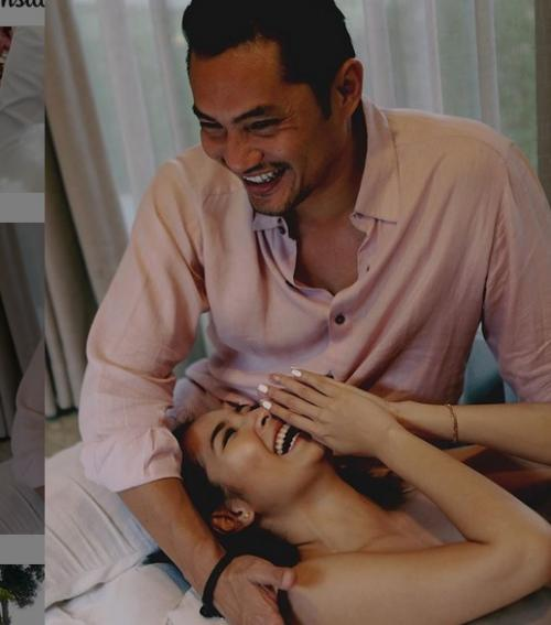 Niken Anjani dan suami
