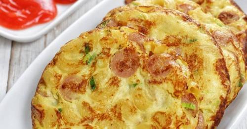 Pancake Makaroni