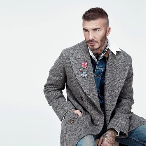 David Beckham. (Foto: Il Magazine)