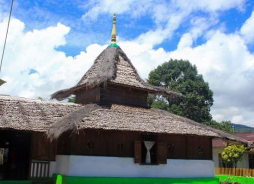 3 Masjid Tertua Di Indonesia Eksis Sejak Islam Masuk Nusantara Okezone Muslim