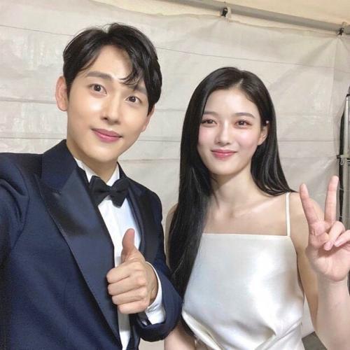 Kim Yoo Jung dan Im Siwan.
