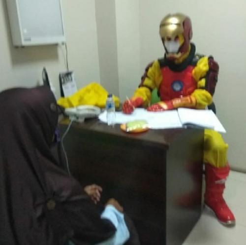 dokter super hero
