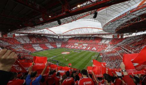 Stadion Da Luz di Kota Lisbon