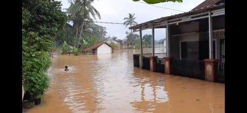 Illustrasi Banjir