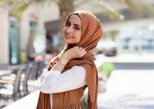 Ilustrasi hijab. (Foto: Shutterstock)
