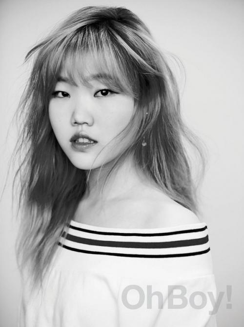 Lee Suhyun. (Foto: Oh Boy!)