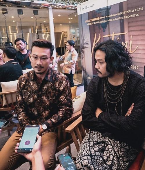 Denny Sumargo dan Dwi Sasono.