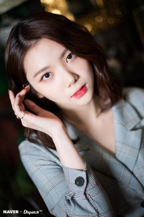Lee Ga Eun 'After School'.