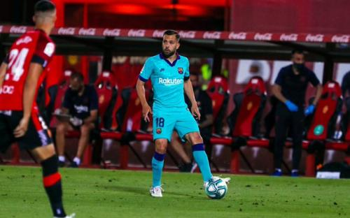 Real Mallorca vs Barcelona