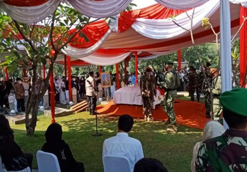 Pemakaman Pramono Edhie