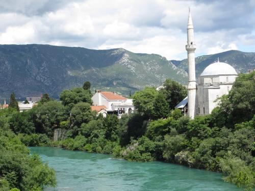 Kota tua Mostar di Bosnia. (Foto: Istimewa)