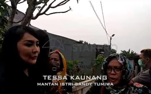 Tessa Kaunang.