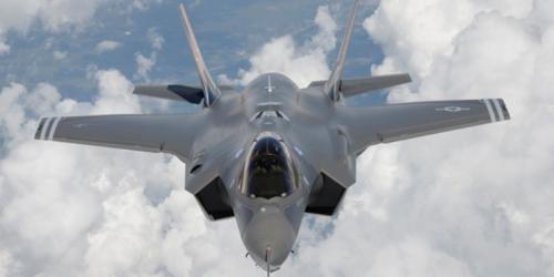 F-35. (Reuters)