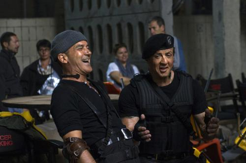 The Expendables 3.
