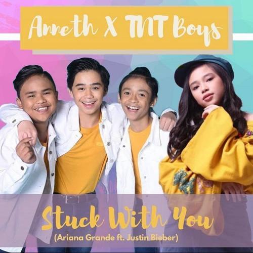 Anneth dan TNT Boys.