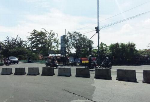Underpass di Bekasi