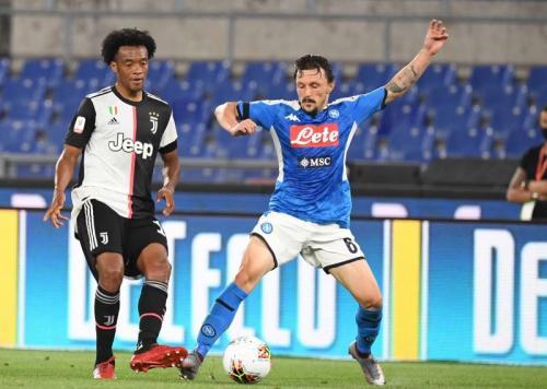 Napoli taklukkan Juventus di Final Coppa Italia