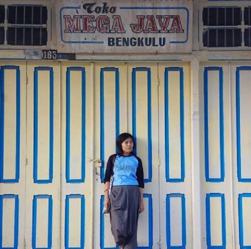jalan-jalan di Bengkulu