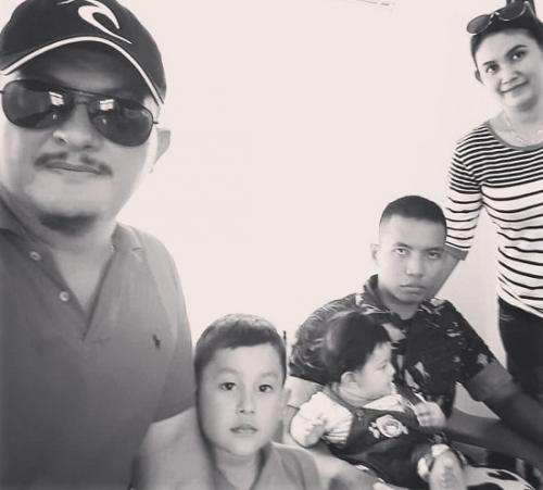 Rama Yohanes. (Foto: Instagram/@ramyo_611)
