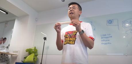YouTuber Taiwan