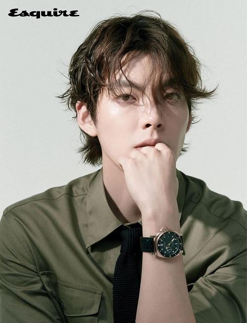 Kim Woo Bin. (Foto: Esquire)