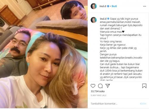 Inul Daratista, Foto: Instagram