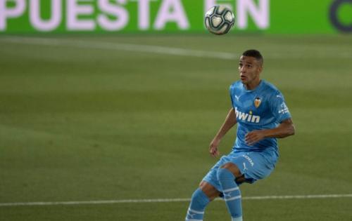 Rodrigo Moreno sempat mencetak gol tetapi dianulir (Foto: La Liga)