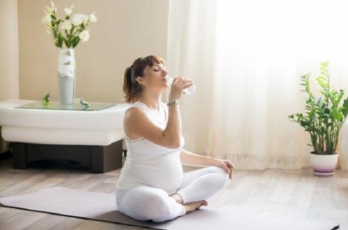 sering minum air putih