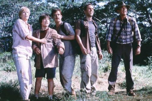 Jurassic Park III.