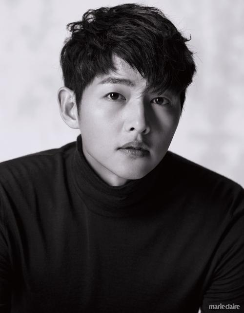 Song Joong Ki. (Foto: Marie Claire)