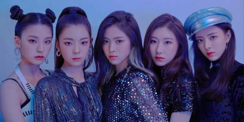 ITZY. (Foto: JYP Entertainment)