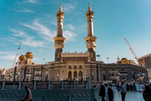 Ilustrasi masjid. (Foto: Unsplash)