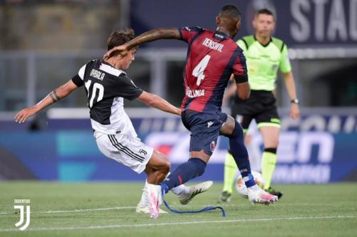 Paulo Dybala vs Bologna