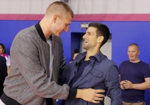Jokic dan Djokovic