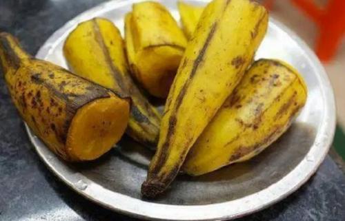 pisang rebus