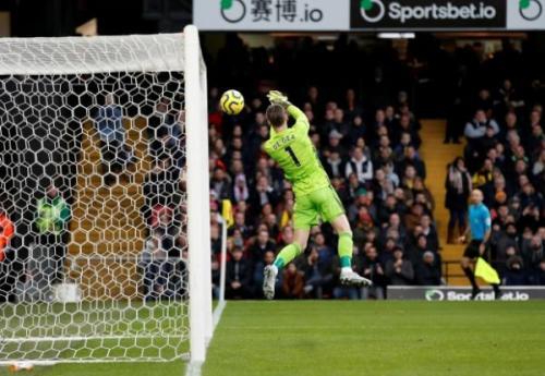 David de Gea beberapa kali melakukan kesalahan fatal (Foto: Premier League)