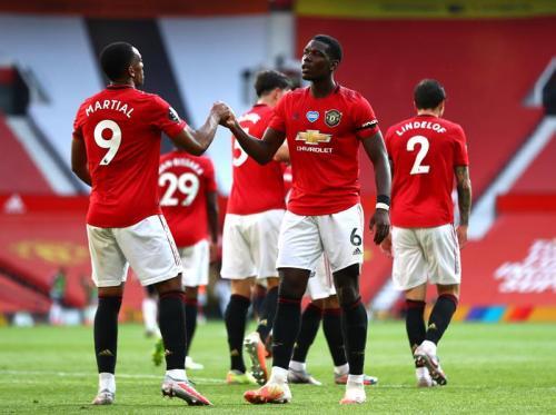 Skuad Man United ditargetkan meraih trofi (Foto: Premier League)