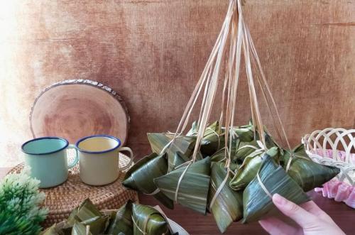 Resep Membuat Bacang Enak Cocok Disantap Saat Perayaan Peh Cun Okezone Lifestyle