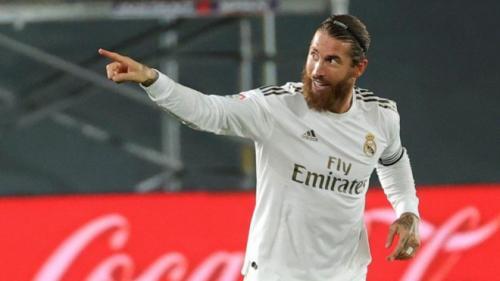 Sergio Ramos (Foto: Marca)