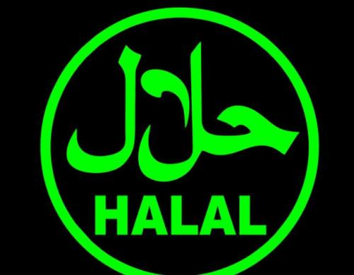 Ilustrasi halal.