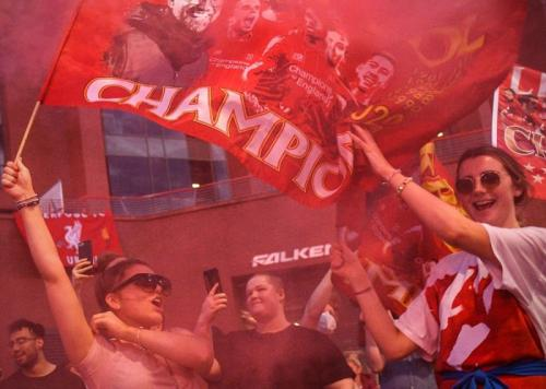 Pendukung Liverpool