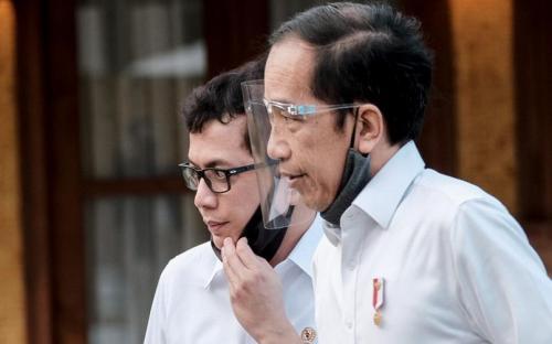 Jokowi dan Wishnutama
