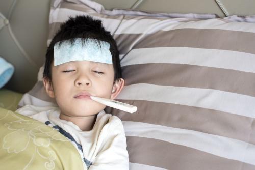Ilustrasi anak mengalami alergi. (Foto: Shutterstock)