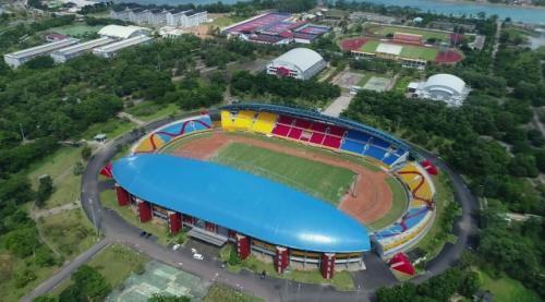 Foto/jakabaring Sport City