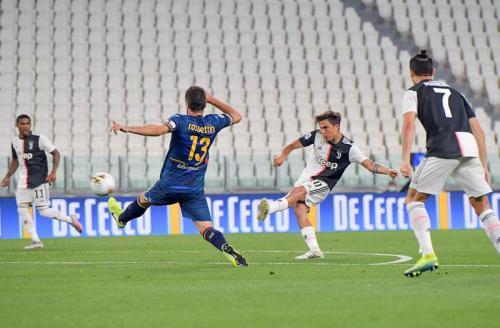 Skuad Juventus bermain tiap tiga hari sekali (Foto: Juventus)