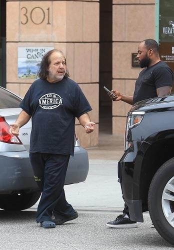 Ron Jeremy. (Foto: Backgrid)