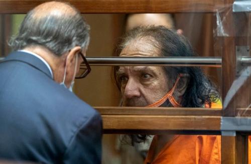 Ron Jeremy. (Foto: AP)