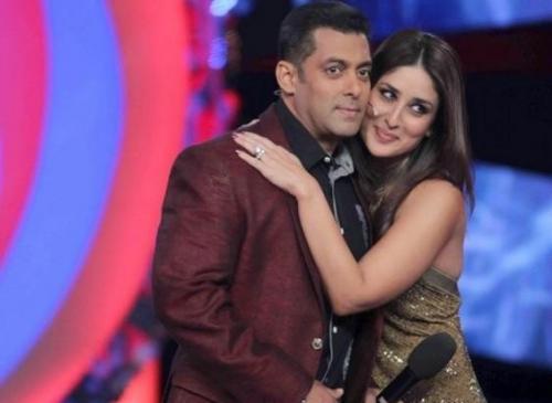 Kareena Kapoor dan Salman Khan
