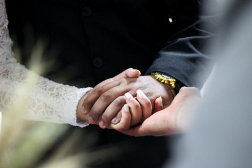 Ilustrasi pernikahan. (Foto: Unsplash)