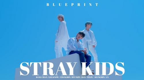 Stray Kids rilis MV Blueprint.